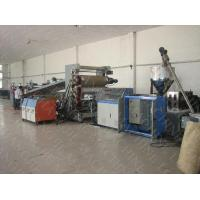 Wholesale TPU EVA Foam SBS Sheet Production Extrusion Line from china suppliers
