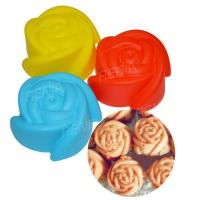 Buy cheap RENJIA silicone molds flower,mafen cup silicone cake mold,flowers silicone molds from wholesalers