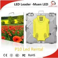 Wholesale P10 Outdoor Rental Led Display 640 x 640mm from china suppliers