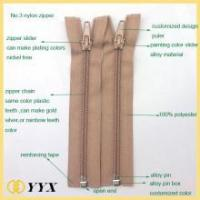 Wholesale No.5 DTM nylon separating zipper for jackets from china suppliers