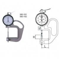 Dial Thickness Gauges With Globular Inserts