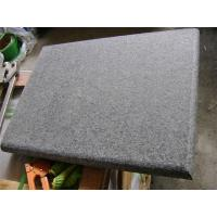 Wholesale Best Price Popular Pure Black Granite G684 Polished Basalt Stone Floor Tile Price from china suppliers