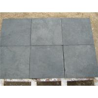 Wholesale Shandong Zhangpu Black Granite Stile Stone for Exterior Floor Tiles Natural Flooring Tile from china suppliers