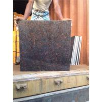 Wholesale Tan Brown Outdoor Stone Steps Risers Granite Stairs Granite Anti-slip Stairs Tile from china suppliers