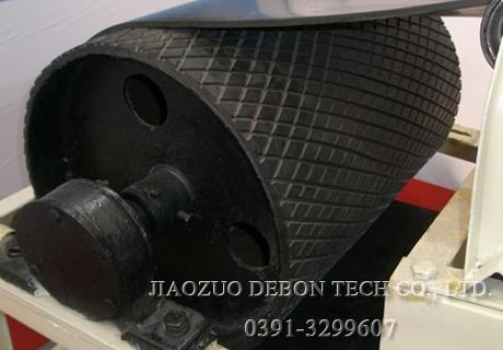 Quality Rubber Pulley Lagging for sale
