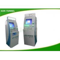 Wholesale Multifunction Patient Registration KioskLcd Touch Screen Kiosk With Card Reader from china suppliers