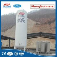 Buy cheap New Condition High Pressure Gas Tank from wholesalers