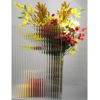 Buy cheap Decorative Glass WG 58 Reeded Glass from wholesalers
