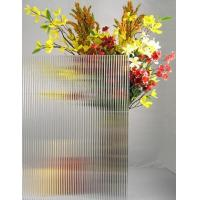 Buy cheap Decorative Glass WG136 Reeded Glass from wholesalers