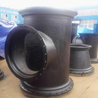 China All Flange Ductile Iron Pipe Fittings on sale