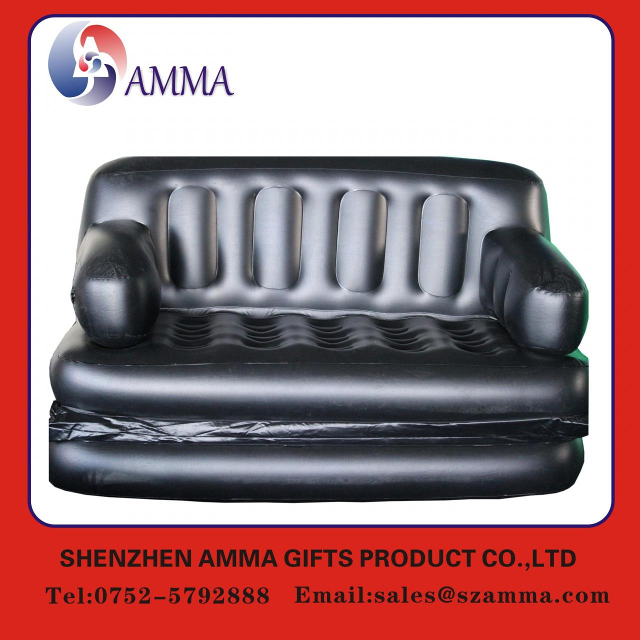 Wholesale Multifunctional double seats inflatable sofa for water sport from china suppliers