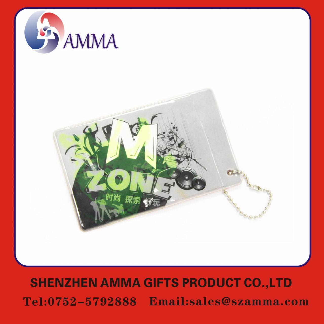 Wholesale Fashionable cute plastic card holder from china suppliers