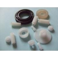 Plastic Injection Molding Worm Gear POM Injection Molding Electronic Appliances
