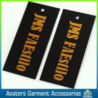 Wholesale made Clothing Printing Unique Name Tags for Clothing from china suppliers