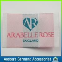 Wholesale Custom Kids Clothing Sew in Silk Woven Labels from china suppliers