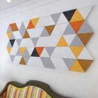 Wholesale Acoustics Panels Fast Installation Panel Bedroom Soundproof Wall Decoration from china suppliers