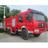 Wholesale 6x6 off-road Fire Fighting Truck from china suppliers