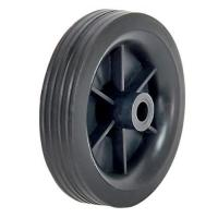 Solid rubber wheels Solid Rubber Wheel 4*1