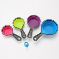 CF469A Silicone Measuring Cups Collapsible