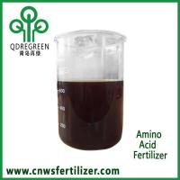 Wholesale Chelated Amino Acid organic Liquid Fertilizer for Foliar Spray and Fertigation from china suppliers