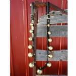 Buy cheap Premium unlined draft-style neck strap with 2 buckles, 13 new bells from wholesalers