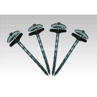 Wholesale Umbrella Roofing Nails(15) name: Umbrella Roofing Nails With Rubber Washer from china suppliers