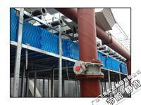 The Old Cooling Tower Transform to the Energy Saving Type Non Fan Cooling Tower