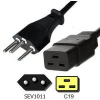 Wholesale European Extension Cord XH014-C19 from china suppliers