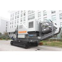Wholesale Hydraulic-driven Track Mobile Plant from china suppliers