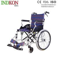 Buy cheap Manual Wheelchair ITN742 from wholesalers