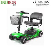 Buy cheap Personal Scooter Disabled Transportable Outdoor Indoor Mobility Scooter IND506 from wholesalers