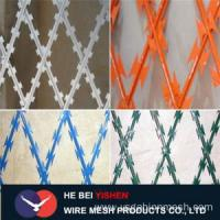 Security fencing razor barbed wire for sale