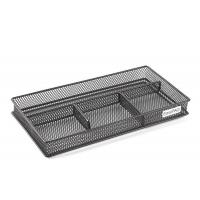 Wholesale Mesh Collection Desk Drawer Organizer 4 Dividers from china suppliers