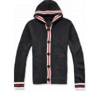 Wholesale Men's Fashion Single Breasted Hoodies Slim Cardigan from china suppliers