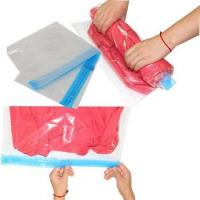 PA+PE Roll-Up Organizer save space clear storage bag
