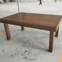 China WOODEN BANQUET TABLES on sale