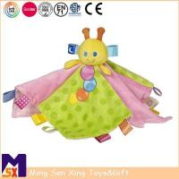 Wholesale Baby Comforter Baby Colorful Activity Blanket from china suppliers