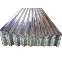 Buy cheap Galvanized Corrugated Sheets from wholesalers