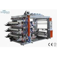 Buy cheap Six Colors Flexographic Printing Machine from wholesalers