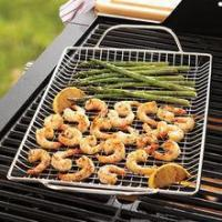 Buy cheap Hebei Weland Stainless Steel BBQ Grilling Basket from wholesalers
