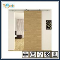 Wholesale Stainless steel wood barn door hardware sliding door system from china suppliers