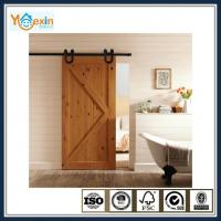 Wholesale Cheap price sliding wood door sysytem from china suppliers