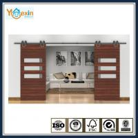 Wholesale Hot sales sliding wood door system from china suppliers