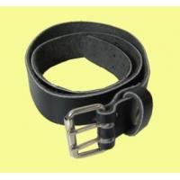 Buy cheap Twin Prong Leather belt from wholesalers