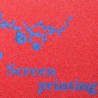 Buy cheap Binding cloth paper Cotten linen packing sheet/ paper backed book binding cloth from wholesalers