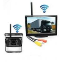 Parking Monitor System wireless car monitor system