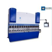 Full Automatic CNC Control Hydraulic Press Brake