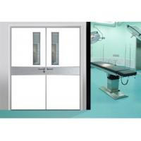 Wholesale Hospital hygienic doors with glass window from china suppliers