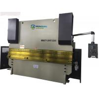 200T NC Sheet Metal Hydraulic Press Brake Machine