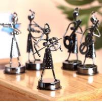 Wrought iron Gifts & Crafts F1121 D142 wire line girl band, Product ID: TH-461-